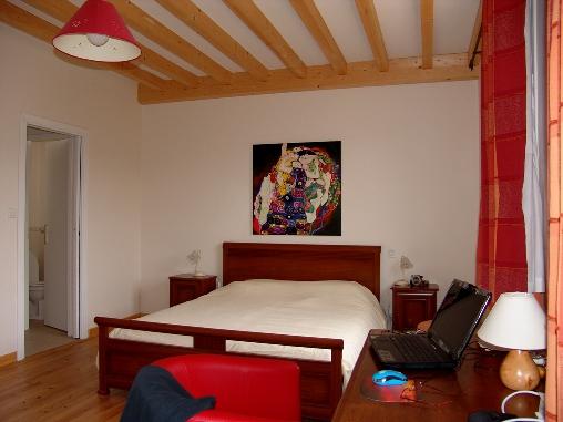 La chambre Pouilly Fuissé