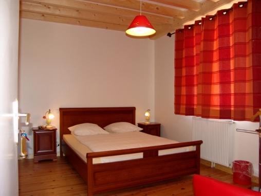 La chambre Saint Véran