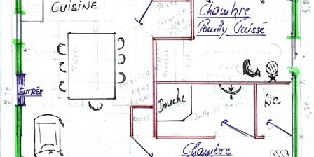 La Vigneraie de Fuissé Floor plan