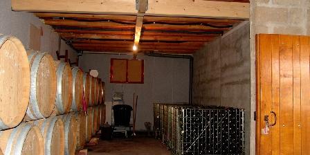La Vigneraie de Fuissé One of Sophie's cellar