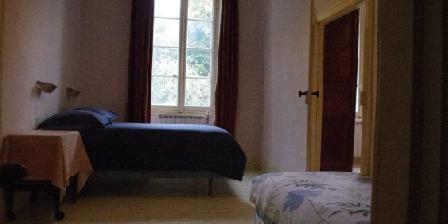 Gîte Petit Château de Roquetaillade L'autre chambre du gîte