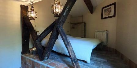 Le Mas de La Gavaresse Le Pénéquet Jardin