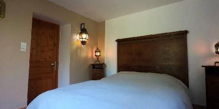 Le Mas de La Gavaresse Le Pénéquet Jardin privatif