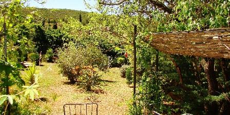 Le Mas de La Gavaresse L'orangeraie Exterior terrace