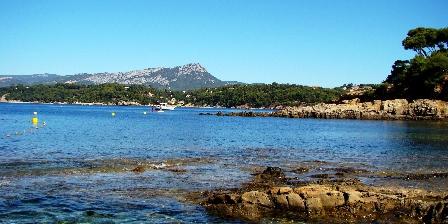 Le Mas de La Gavaresse L'orangeraie Our coastline