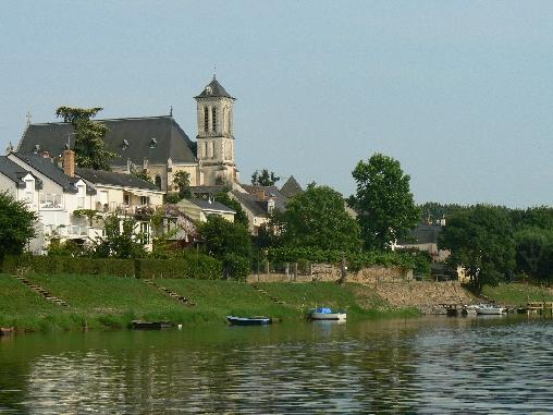 Chambre d'hote Maine-et-Loire - CANTENAY EPINARD