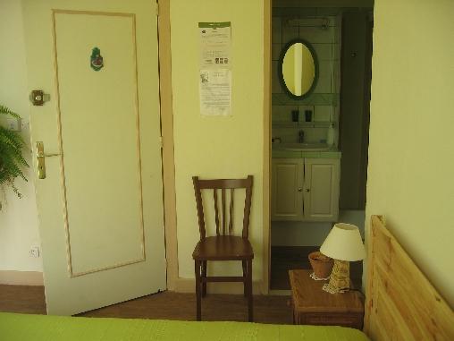 Chambre d'hote Maine-et-Loire - Salle d'eau Ch ANIS