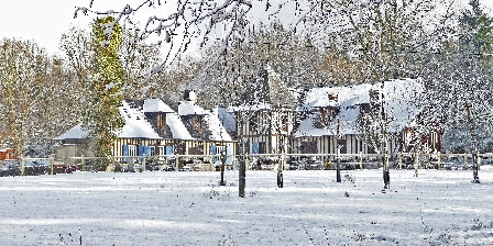 Domaine de La Mésange La mésange en hiver