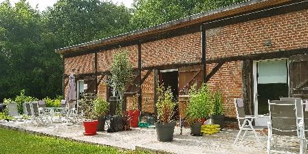 Le Gîte de L'atelier Terrasse plein sud des gites