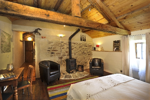 bed & breakfast Lozère - room Crete la source de castagnols