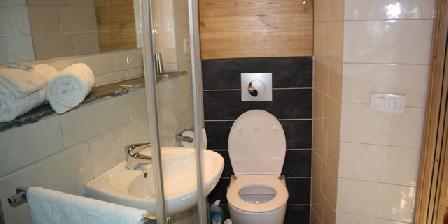 La Source de Castagnols Salle de bain
