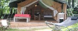 Chambre d'hotes Tentes Safari