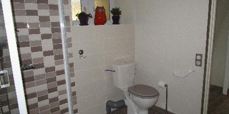 Gîte Le Refuge de La Chouette WC réhaussé