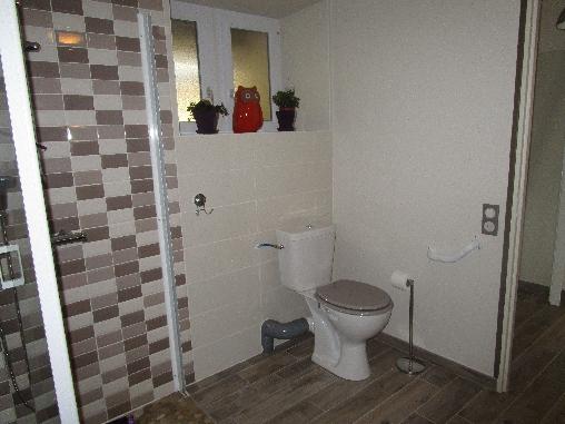 WC réhaussé