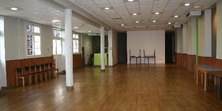 Gite du Centre de La France Salle du grand gite