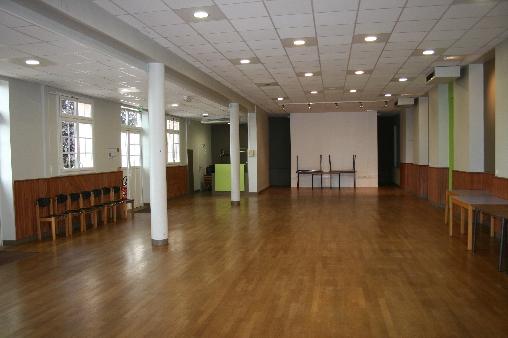 salle du grand gite