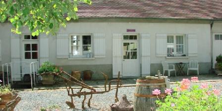 Gîtes Chez Mémé Delphine à Moutier-Malcard