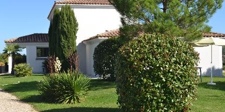 La Cadanellau La villa dans son parc