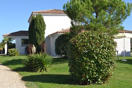 Chambre d'hote Tarn-et-Garonne - La villa dans son parc