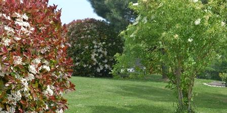 La Cadanellau Le parc paysager