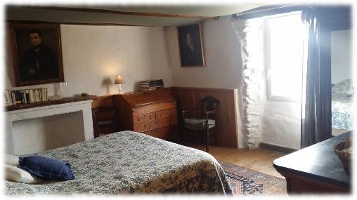 Chambre d'hote Lozère - Suite Sud (160x200)