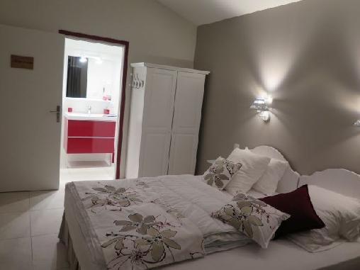 bed & breakfast Gironde - Room mi-figue mi-raisin