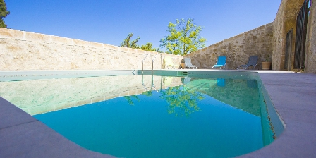 Domaine Sainte Marie des Ollieux Swimmingpool