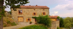 Bed and breakfast Gite du Pradal 10 personnes