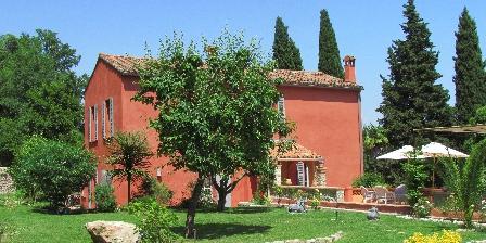 Villa Chandra Facade sud