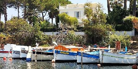 Villa Chandra Cap d'Antibes
