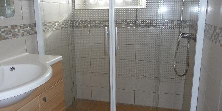 Gîte Ty Izella Salle d'eau