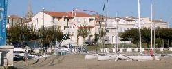 Bed and breakfast Appartement front de mer 3 pièces