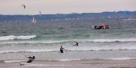 Gîte Ty Kreiz Sports de mer à 500 m