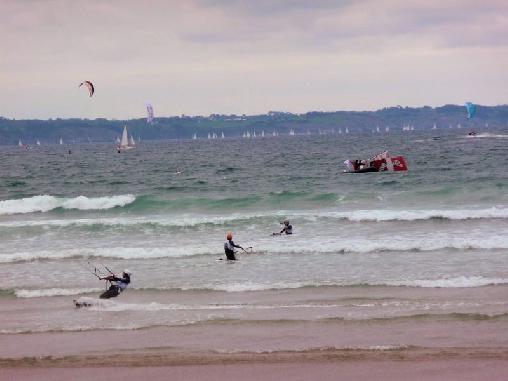 Chambre d'hote Finistère - Sports de mer à 500 m