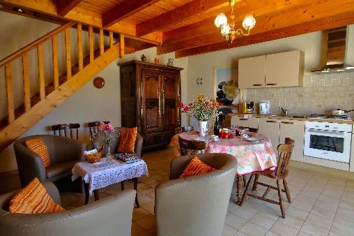 Chambre d'hote Finistère - Cuisine aménagée