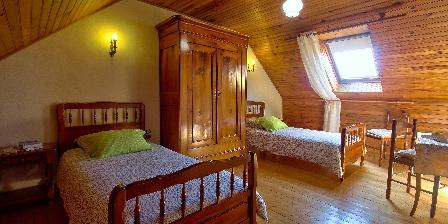 Gîte Ty Bihan Chambre
