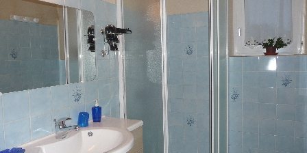 Gîte Ty Bihan Salle d'eau
