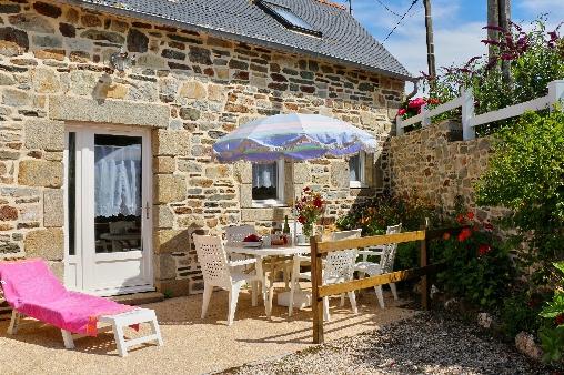 Chambre d'hote Finistère - Façade Gîte