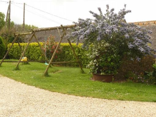Chambre d'hote Finistère - Jardin