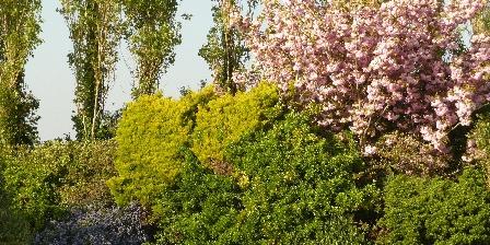 Gîte Ty Uhella Jardin