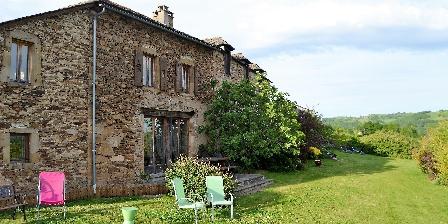 Gite La Colline du Chat Perché > gîte et jardin