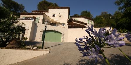 Gite Villa Pagnol > Villa PAGNOL