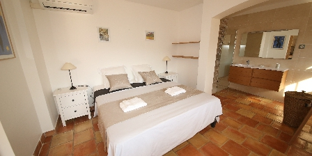 Villa Pagnol Chambre du duplex