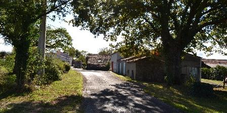 Gite Gîte rural de La Chassière > chambre Capucine, 3p