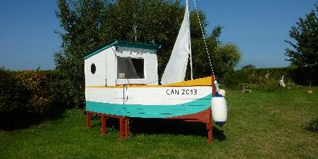 Ferme de La Vieuville Cabane bateau