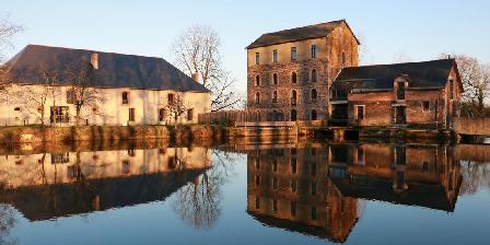Chambre d'hotes Ilot du Moulin de Mordelles > Exterieur