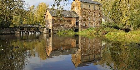 Ilot du Moulin de Mordelles Arrière