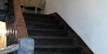 Le Loft Montaigne L'escalier