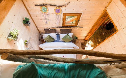Intérieur cosy et confortable pour tous les hébergements!