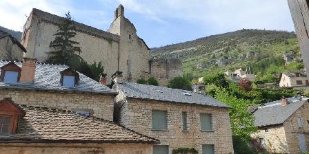 La Jasse Vue sur l'abbaye